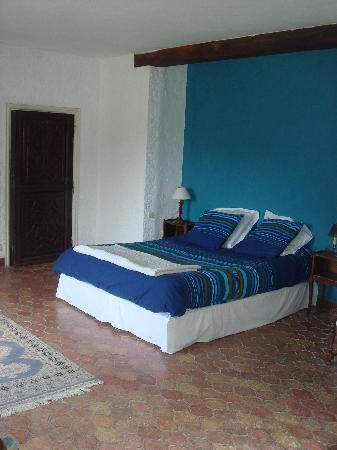 Domaine de Saint-Clement: La Chambre Bleu