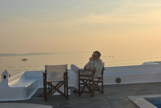 Hotel Tagoo: Picturesque