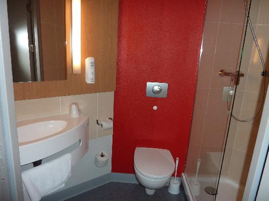 Hotel B&B Torun: Baño