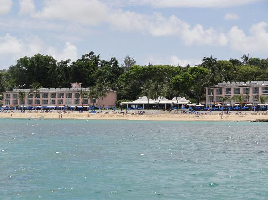 Porters, Barbados: Hotel From The Sea 2