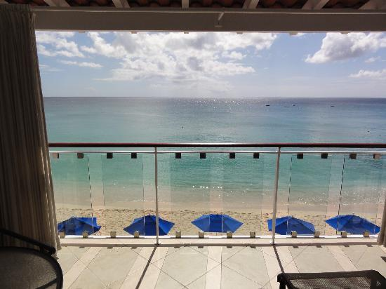 Porters, Barbados: Top Floor Balcony