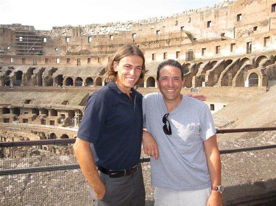 Italy Rome Tour - Tur Harian