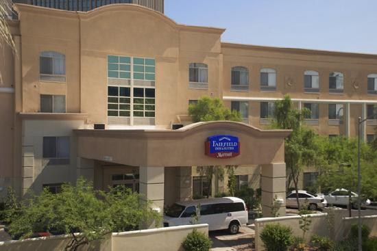 Fairfield Inn & Suites Phoenix Midtown: Coneniently Located Along the New Phoenix Rail Line
