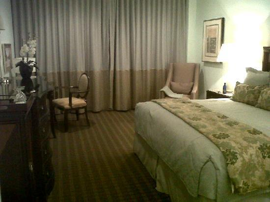 The Franklin Hotel: My room