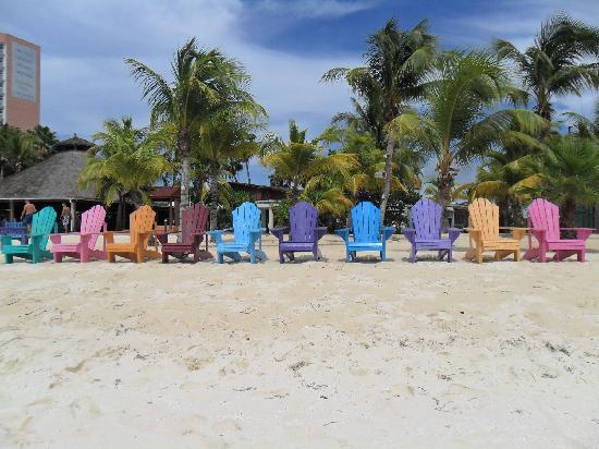 Hotel Riu Palace Aruba: Beautiful beaches ......Relax & chill out...Bliss
