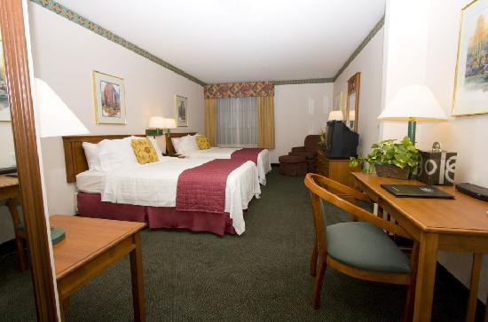 "Fairfield Inn & Suites Rancho Cordova: Spacious Rooms w/ New 32"" Flat Panel TVs"