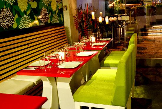 Restaurante Barakua