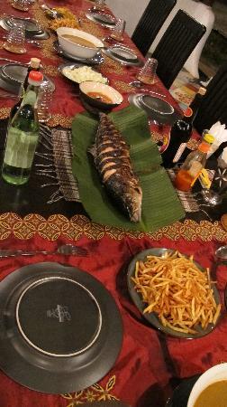 Bunaken Island Resort: diner