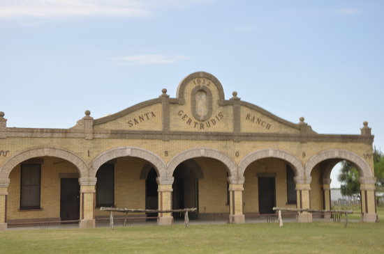 Kingsville, Τέξας: King Ranch Carriage House