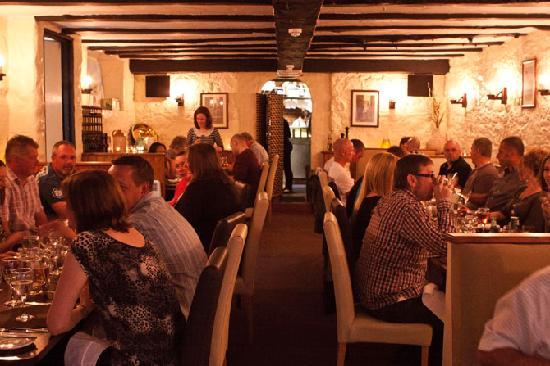 The Old Quarter Restaurant: Athmosphere