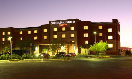 SpringHill Suites Las Vegas Henderson: Minutes from the famous Las Vegas Strip and Airport