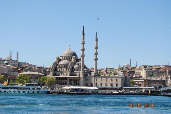 Istanbul, Turkey: Bosporus Cruise