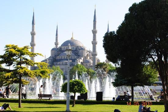 Istanbul, Turkey: Blue Mosque