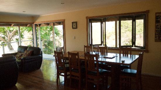 Abseil Breakfast Inn: Wohnzimmer