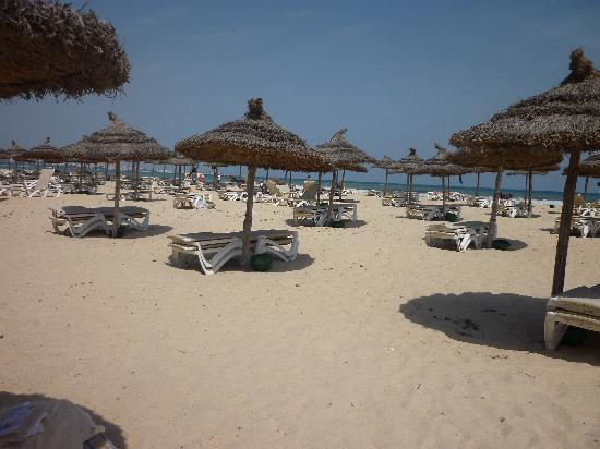 Concorde Hotel Marco Polo: fabulous beach!