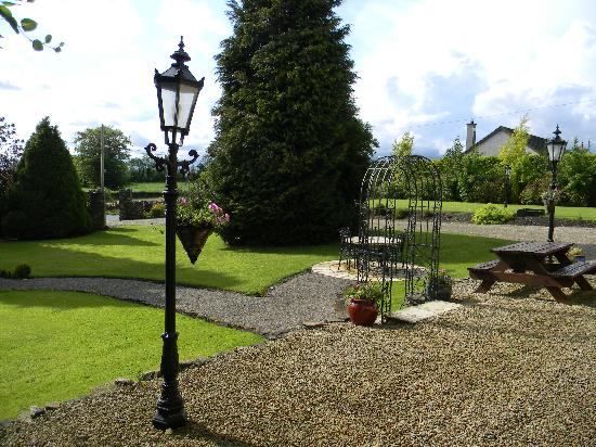 Ardmore Country House: The garden