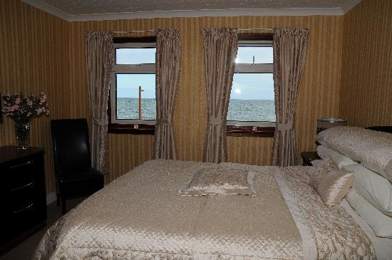Beachgate Guest House: Wonderful sea view