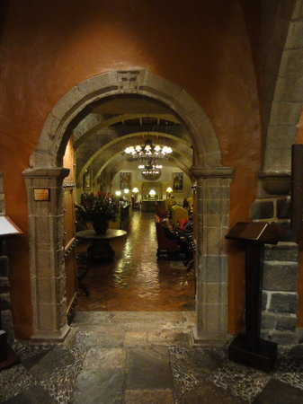 Belmond Hotel Monasterio: Interior