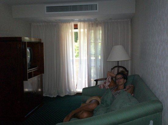 Barradas Parque Hotel & Spa: :)