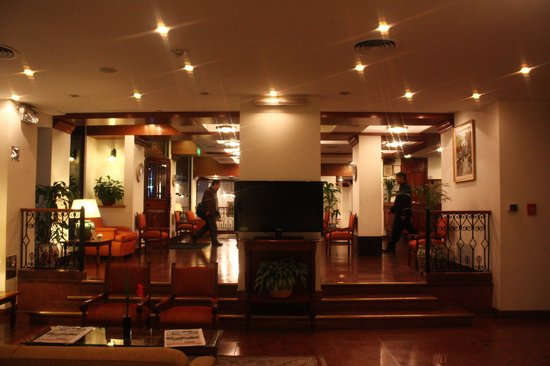 Hotel Principado: Lobby