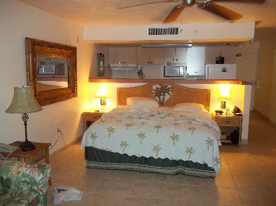 Casa Playa Resort: Bedroom, king