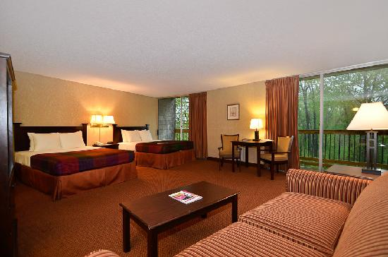 BEST WESTERN Branson Inn and Conference Center: Familly Suite