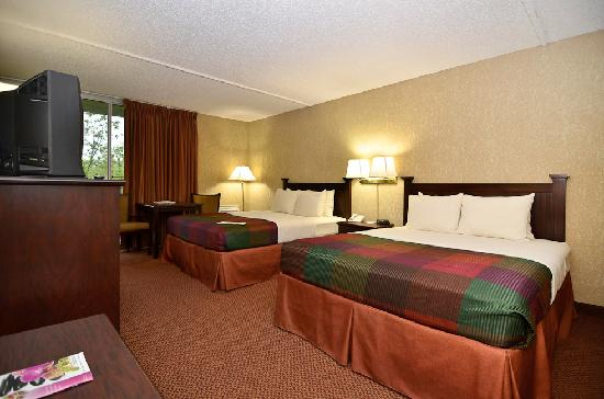 Best Western Branson Inn And Conference Center: QQ or DD room