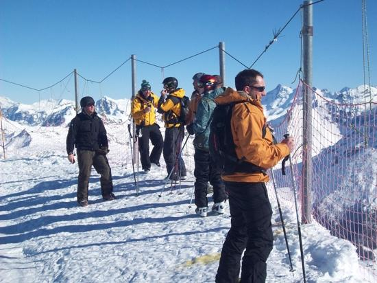 Macot-la-Plagne, Francia: top of the world