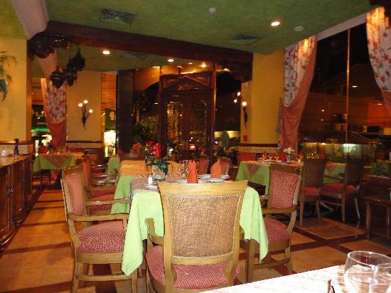 Hotel Las Margaritas: Salón principal