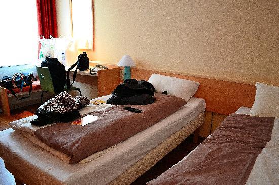 Ibis Bonn: Beds