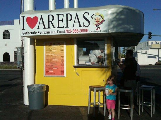 Viva Las Arepas: I Love Arepas Rocks!