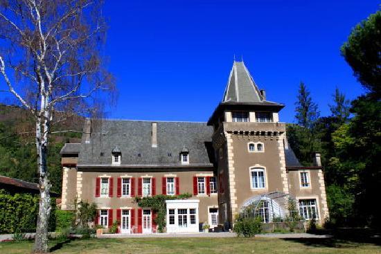 Le Chateau de Viviez: Le Château
