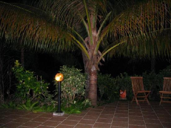 Capesterre, Guadeloupe: La terrasse