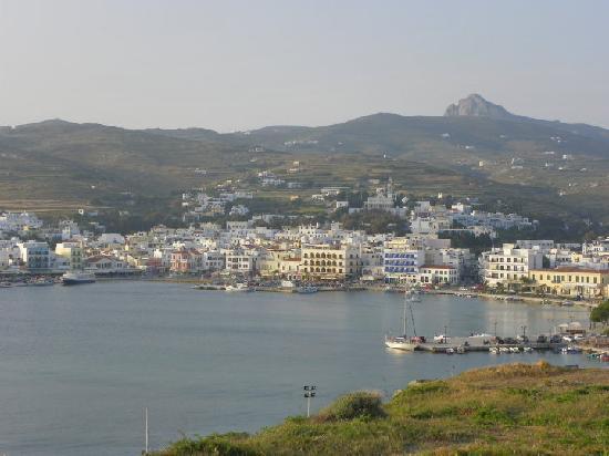 Poseidonio Hotel: Hotel's Location