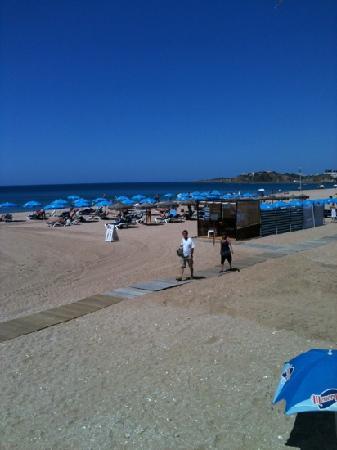 Janelas do Mar Apartments: oura beach