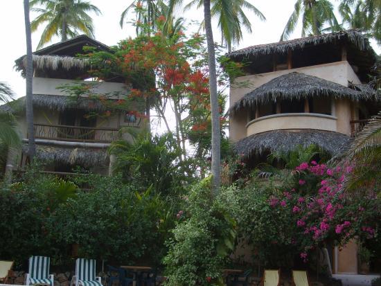 Villas del Palmar : villas