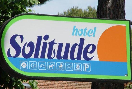 Hotel Solitude: Segui il sole... arrivi al Solitude.