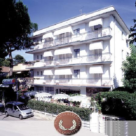 Hotel Solitude: Da viale Nazario Sauro.