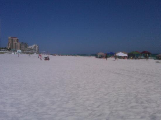 Camp Gulf: beach