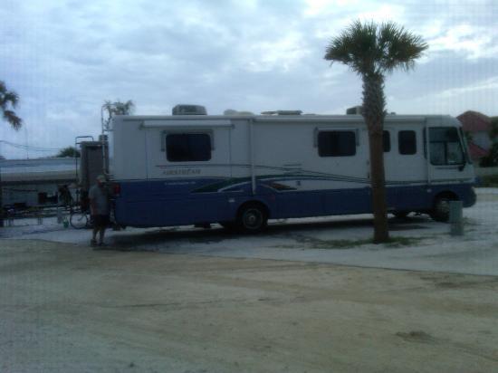Camp Gulf: site