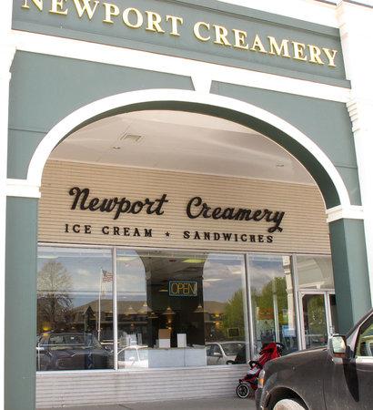 Newport Creamery Rhode Island