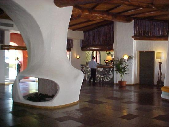 Hotel Cala di Volpe, a Luxury Collection Hotel : Lobby