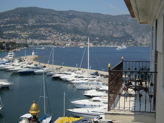 La Voile d'Or: View from room