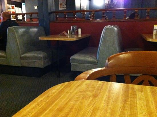 Mr Jake's Steakhouse: dining room