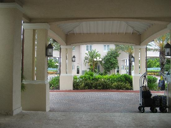 Seven Stars Resort & Spa: Entrance