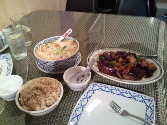 Thai Orchid Cafe : A great meal!