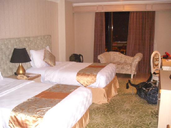 Garden Palace Hotel: Bedroom