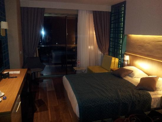 Sherwood Dreams Resort: Room was lovely