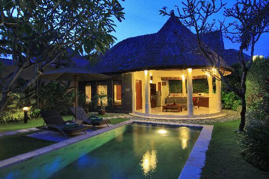 Mutiara Bali Boutique Resort & Villas: suite villa