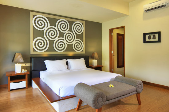Mutiara Bali Boutique Resort & Villas: suite villa one bedroom